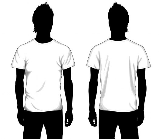Boy T Shirt Template By Mur | Free Images at Clker.com - vector clip ...