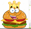 Burger King Crown Clipart Image