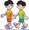 Free Clipart Of Boys And Girls Image