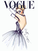 Vogue Drawing Tumblr Image