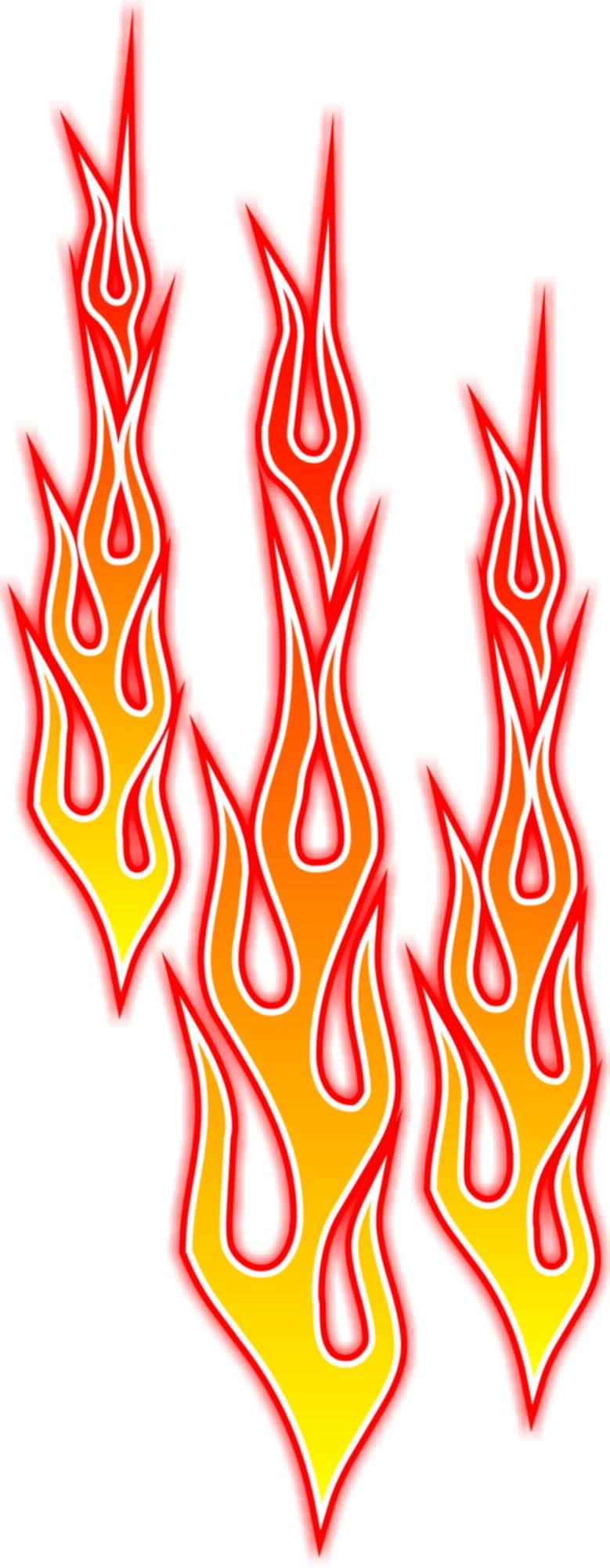 Fire Border Clip Art Fire 3 image vector clip art