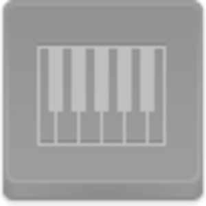 Free Disabled Button Piano Image