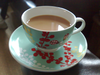 Beautiful Cup Of Tea Image