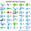Small Arrow Icons Image