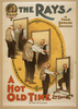 The Rays In Their Howling Success, A Hot Old Time, 2nd Edition By Geo. M. Cohan. Image