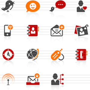 Social Network Icons Image