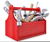 Clipart Of Toolboxes Image
