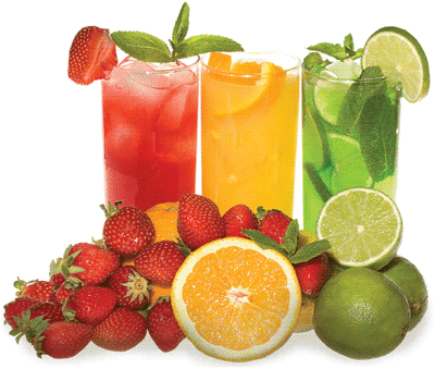 Image result for clipart juice and fruit