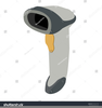 Barcode Scanner Clipart Image
