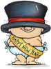 Free Top Hat Clipart Image