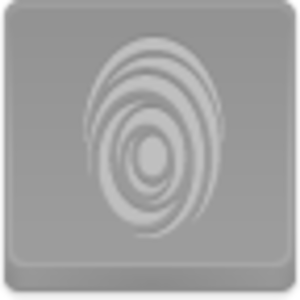 Free Disabled Button Finger Print Image