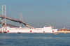 Usns Comfort Leaves Baltimore Harbor Image