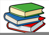 Old Book Clipart Image