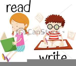 children writing clipart free free images at clker com vector rh clker com