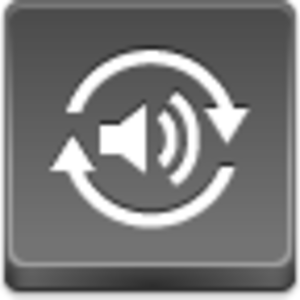 Free Grey Button Icons Audio Converter Image