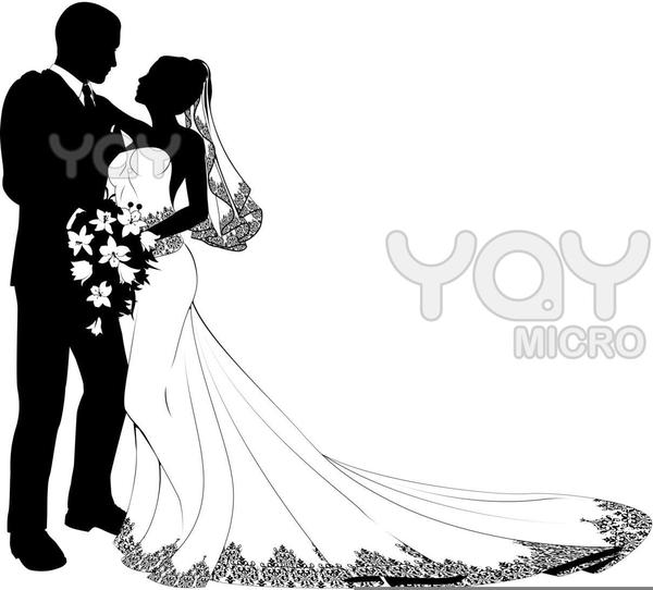 clipart bryllup gratis