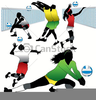 Free Clipart Of Volleyball Players Image