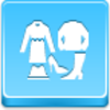 Free Blue Button Icons Clothes Image