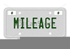 License Plate Clipart Image