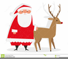 Free Rudolph Clipart Image