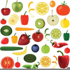 Clipart Fruit In Colour Image