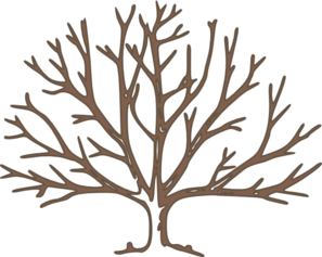 Bare Tree Clip Art