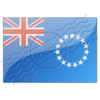 Flag Cook Islands Image