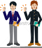 Free Clipart School Students Image
