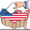 Voting Polls Clipart Image