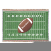 Football Field Blanket Image