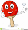 Clipart Ping Pong Paddle Image