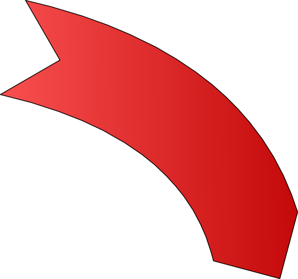 clipart red arrow - photo #49