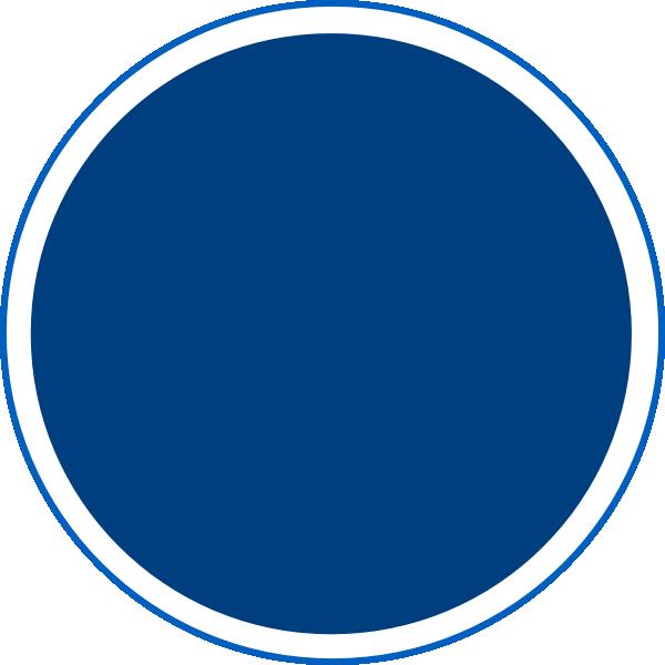 blue circle clip art - photo #8