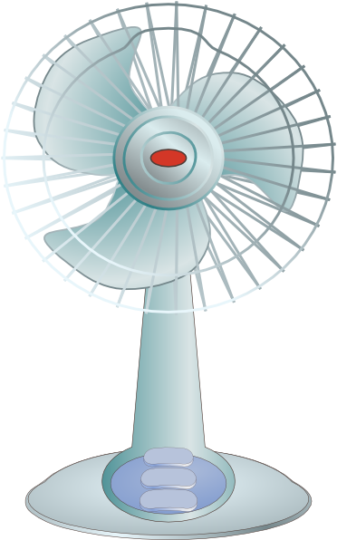 Clip Art Fan Clip Art desktop fan clip art at clker com vector online download this image as