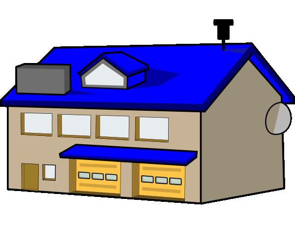 Police Station Clip Art