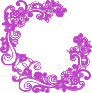 Decorative Wreath Clip Art