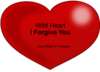 Valentine Message 3 Clip Art