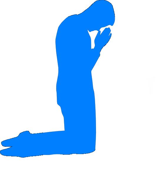 Praying Man Clip Art at Clker.com - vector clip art online ...