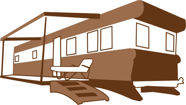 clipart mobile home - photo #1