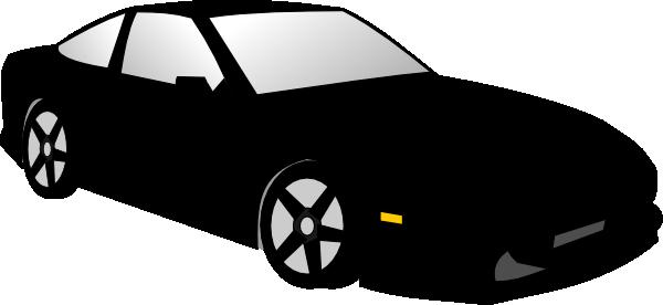Black Car Clip Art