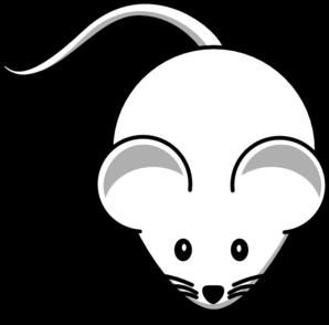 white mouse clip art at clker com vector clip art online royalty rh clker com clip art moose clip art museum