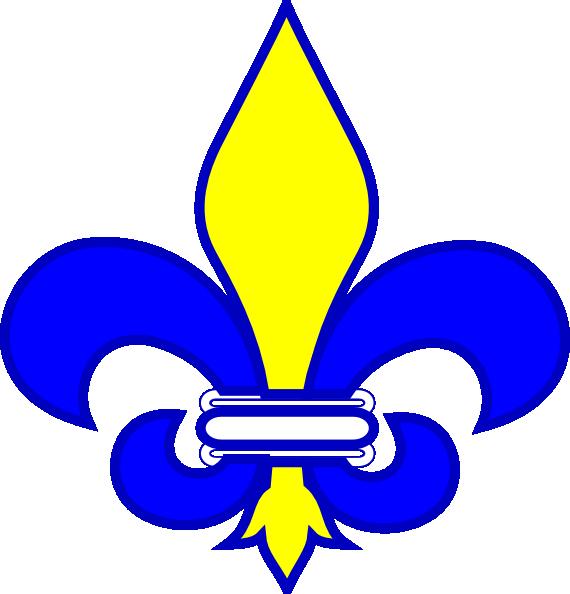 Blue And Yellow Logo Clip Art At Clker Vector Clip Art Online