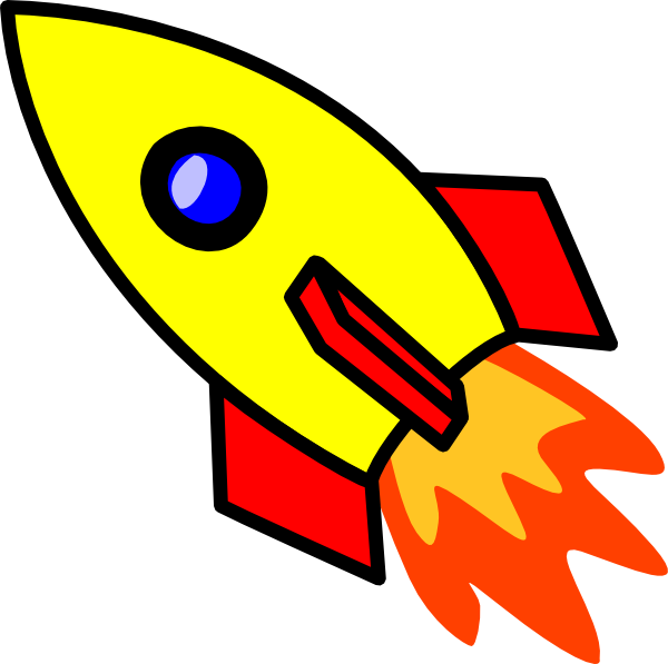 rocket dark blue window clip art at clker com vector clip art rh clker com spaceship clipart pictures spaceship clipart png