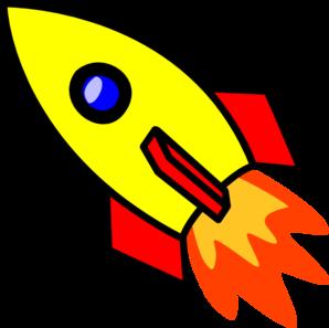 Rocket-dark Blue Window clip art - vector clip art online, royalty ...