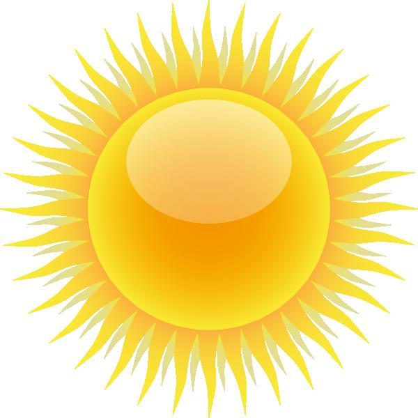 clipart of sun - photo #22