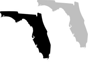 Florida Clip Art at Clker.com - vector clip art online ...