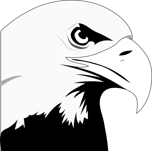 Eagle Clip Art at Clker.com - vector clip art online ...