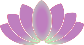 Lotus Flower Light Clip Art