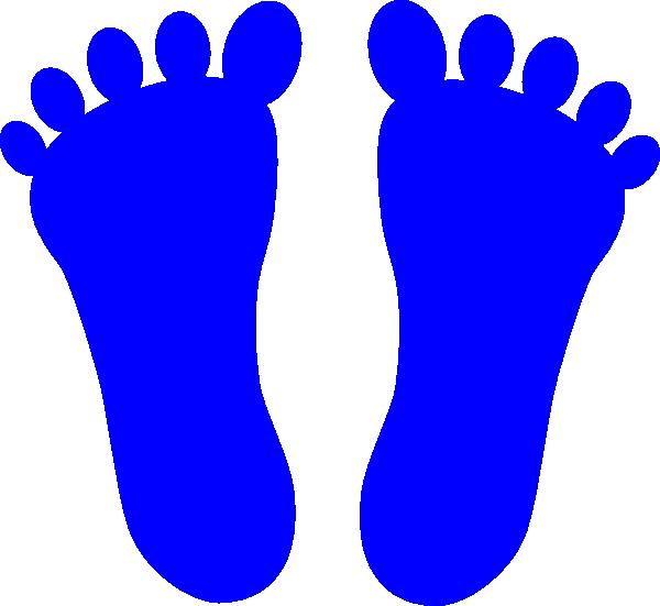 clipart of feet - photo #30
