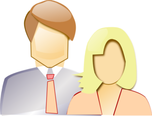 Couple (2) Clip Art
